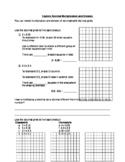 Decimal Multiplication and Division Lab
