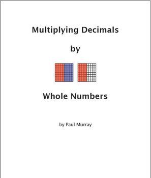 Decimal Multiplication using Grids