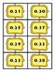 Decimal Number Cards