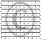 5.NBT.4 Decimal Number Line Showing Tenths, Hundredths & T