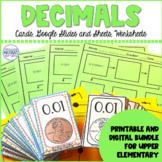 Decimal Number Sense BUNDLE