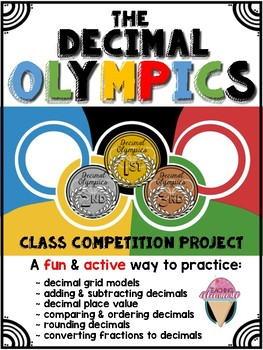 Decimal Olympics Class Competition & Project
