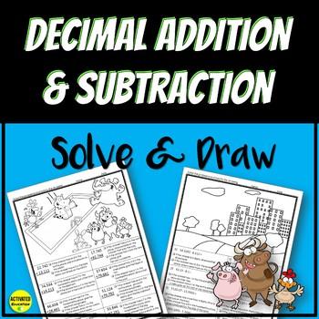 Decimal Operations Addition & Subtraction