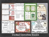 Decimal Operations Bundle