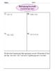 Decimal Operations Practice Sheets
