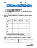 Decimal Operations Sales Paper Activity