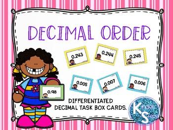 Decimal Order