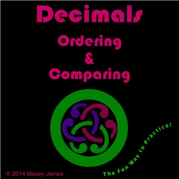 Decimal Ordering and Comparing