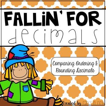 Decimal Pack: Fallin' for Decimals
