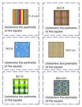 Decimal Perimeter Pack