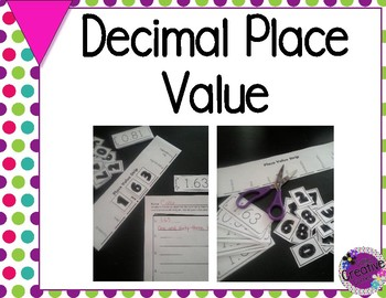 Place Value - Decimals