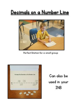Decimal Place Value with Area Models