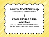 Decimal Place Value Activities