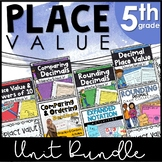 Decimal Place Value Bundle
