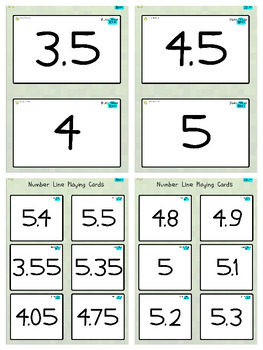 Place Value Relay Activity and Worksheets - Outdoor Activity