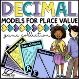 Decimal Place Value Games and Activities
