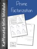 Prime Factorization  (Mini Module)