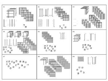 decimal place value models by kristen allen teachers pay. Black Bedroom Furniture Sets. Home Design Ideas