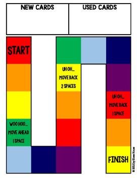 Decimal Place Value & Number Sense Board Games