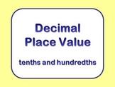 Decimal Place Value Presentation
