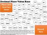 Decimal Place Value Relationship Game, Multiplying and Div