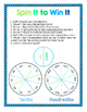 Decimal Place Value Spin It to Win It by Marvel Math