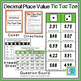 Decimal Place Value Tic-Tac-Toe