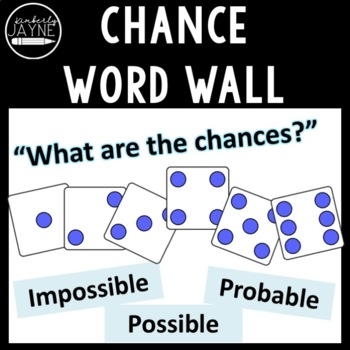 Chance Word Wall (ACMSP092)