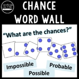 Chance Word Wall (ACMSP092)