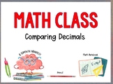 Decimal Place Value and Comparing Numbers
