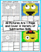 Decimal Place Value and Rounding Emoji Mystery Pictures