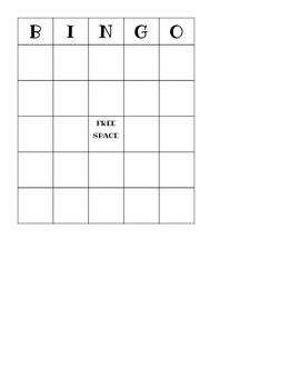 Decimal Problem Solving Bingo