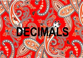 Decimal Problems