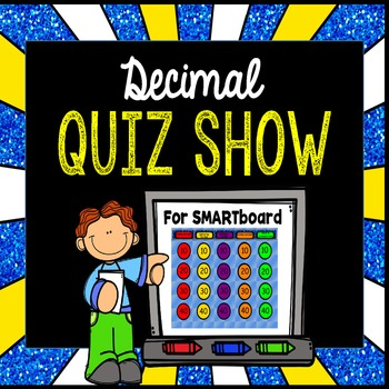 Decimal Quiz Show! A review game for SMARTboard