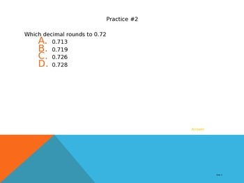 Decimal REVIEW PowerPoint (GREAT FOR END OF THE YEAR REVIEW)!!