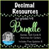 "Decimal Resources ""Forever"" Bundle (Games, Activities, & T"
