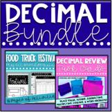 Decimal Review and Decimal Project