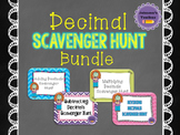 Decimal Scavenger Hunt Bundle - Decimal Games