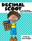 Decimal Scoot Game