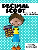 Decimal Scoot Game