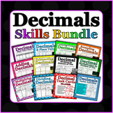 Decimal Skills - Mega Bundle!