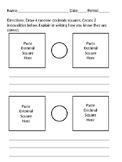 Decimal Squares Writing Center 4.2F