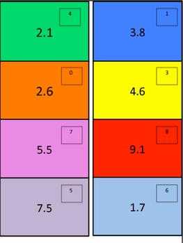 Decimal Subtraction