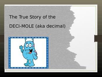 Decimal:  The True Story