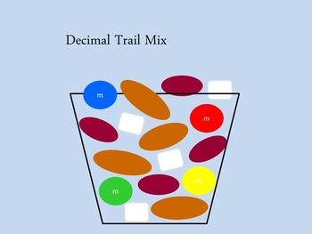 Decimal Trail Mix mixed operations review