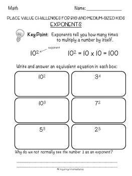 Decimal Unit - 29 pages of worksheets plus 4 pages of extension work!