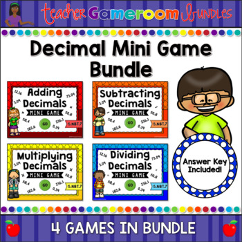 Decimal Unit Mini Game Set