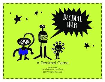 Decimal War - Aliens