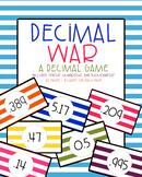 Decimal War - Decimal Game