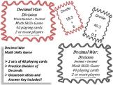 Decimal War: Division